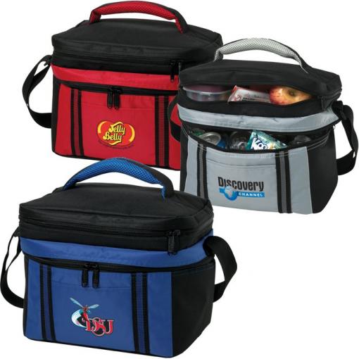 12 Can Duet Cooler Bag