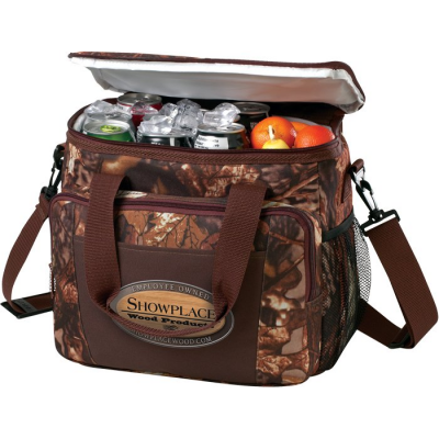 16 Can Camo Cooler Bag