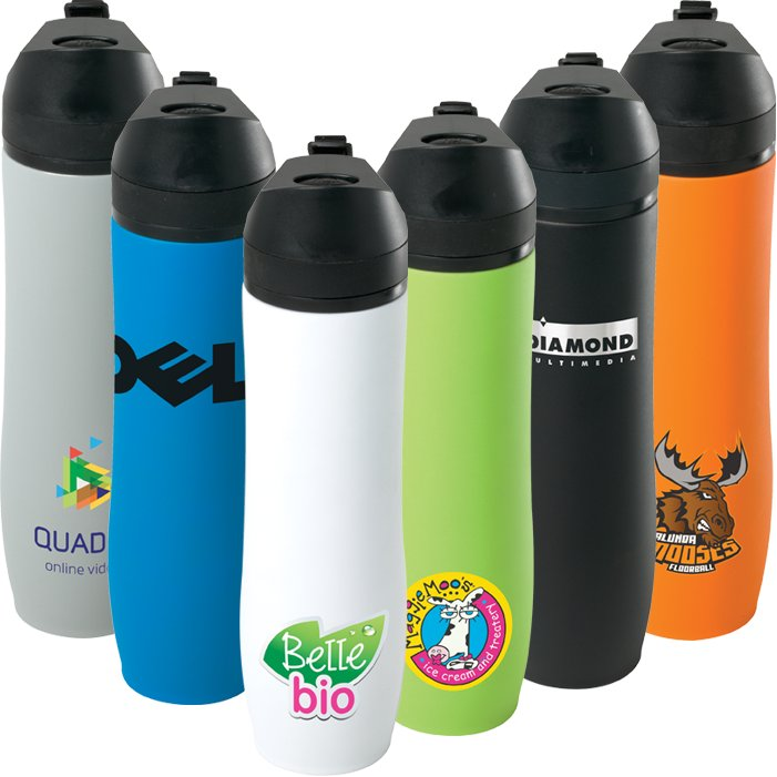 20 oz Wave Vacuum Water Bottle