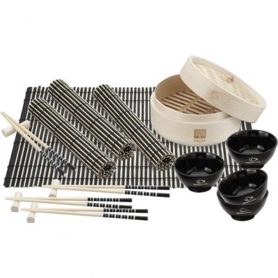 Bamboo Steamer Set