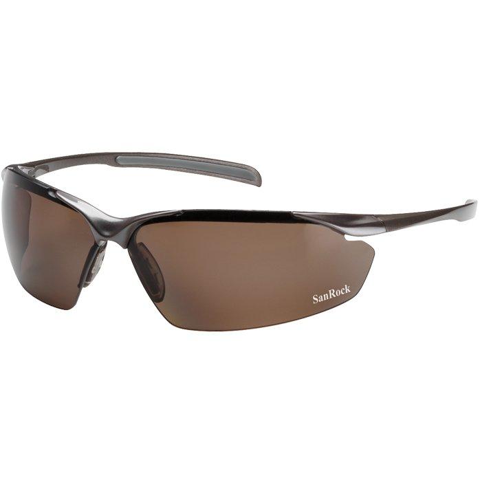 Bouton Commander Polarized Brown Glasses