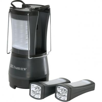 Duo LED Lantern