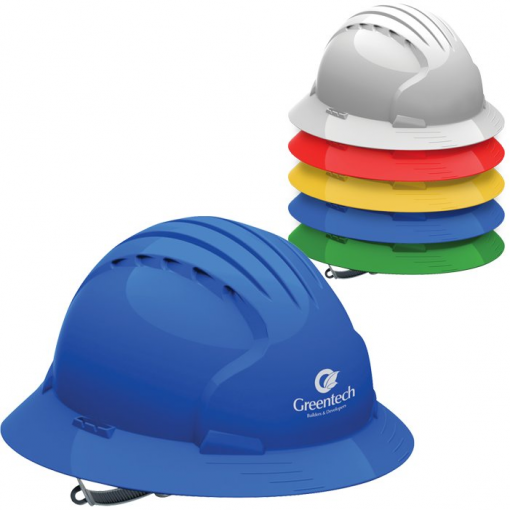 Evolution 6141 Full Brim Hard Hat
