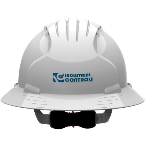 Evolution 6161 Full Brim Vented Hard Hat