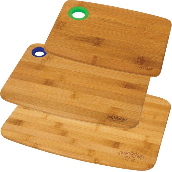 Galley Bamboo Cutting Board Set