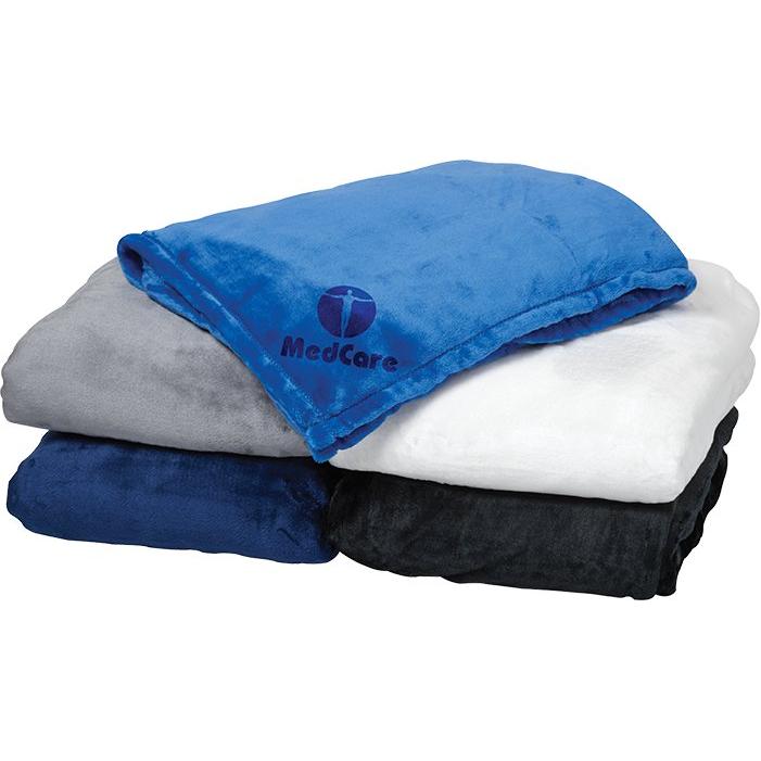 Oversized Mink Touch Blanket