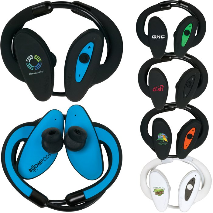 Boompods™ Sportpod Headphone