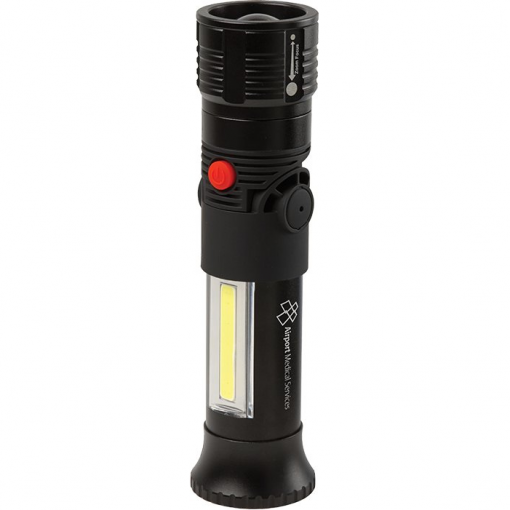 Pivot Roadside Utility Light (Cree® XP-E2 R2 & COB)
