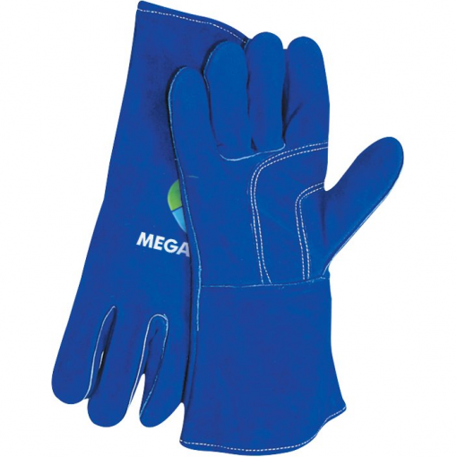 Welders Gloves - Blue