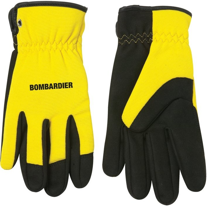 Mechanics Glove w/Open Cuff (L)
