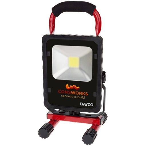 Bayco® 2200 Lumen LED Single Fixture Worklight
