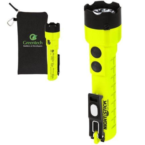 Nightstick® Intrinsically Safe Dual-Light™ Flashlight