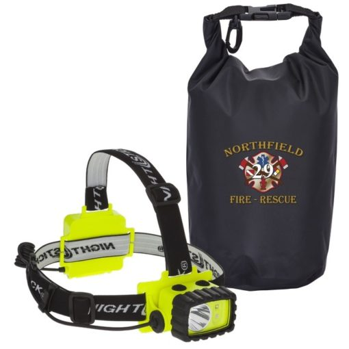 Nightstick® Intrinsically Safe Dual-Light™ Headlamp