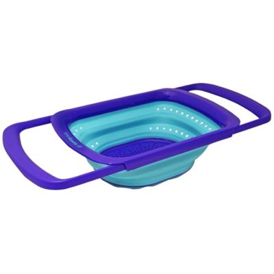 Squish® Over the Sink Collapsible Colander
