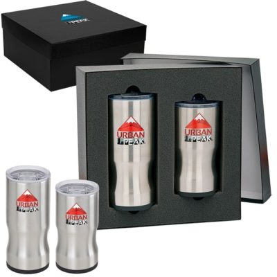 Urban Peak® Gift Set (16oz Pounder/3-in-1)