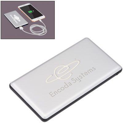 UL Certified Glow Power Bank – 4000 mAh