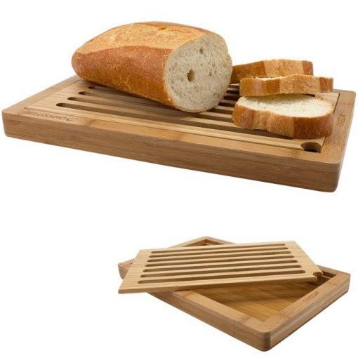 Oneida® Bamboo Slotted Bread Board