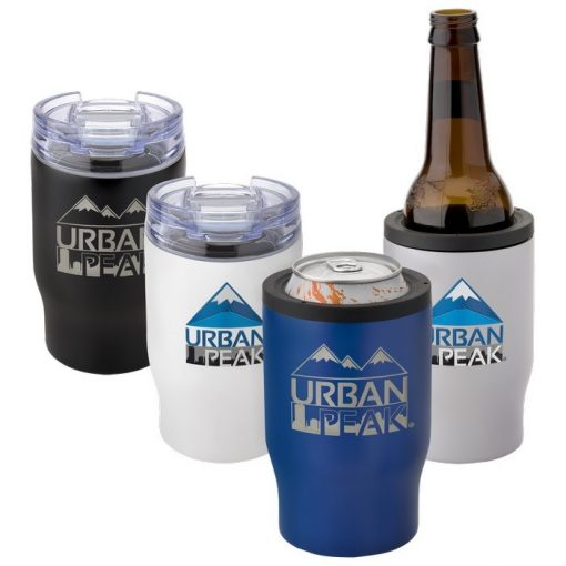 12 oz Urban Peak® 3-in-1 Trail Tumbler