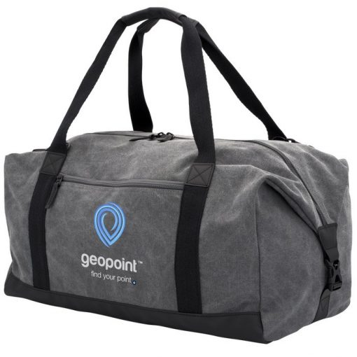 Colton Washed Canvas Duffel