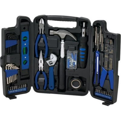 Deluxe Household Tool Set