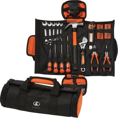 Foldable Tool Set