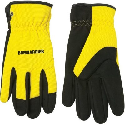 Mechanics Glove w/Open Cuff (M)