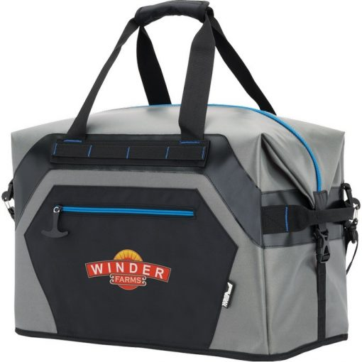 Urban Peak® Slate 36 Can Water Resistant Cooler