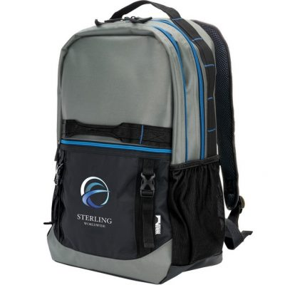 Urban Peak® Slate Water Resistant Backpack