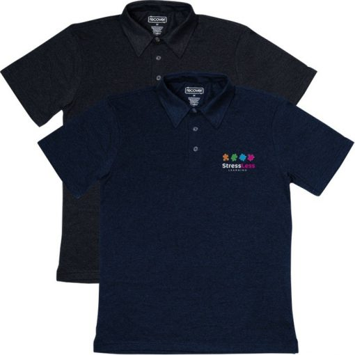 Recover® Recycled Unisex Classic Polo