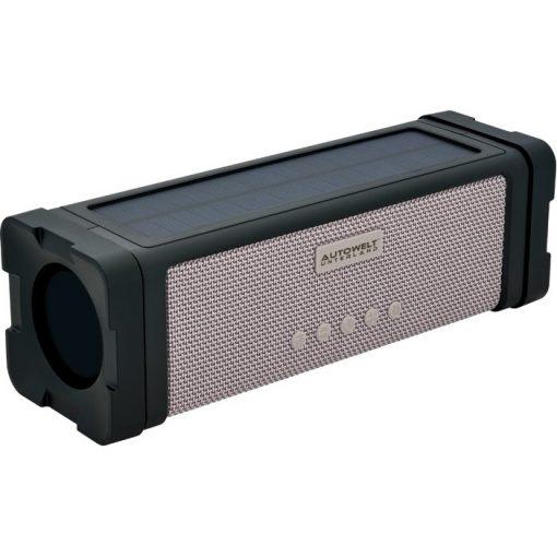20W Solar IPX7 Bluetooth® Speaker/Power Bank