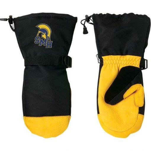 Waterproof Deerskin Winter Mitts with Thinsulate™