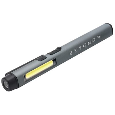 Rechargeable 3W COB/UV-A LED Pen Worklight